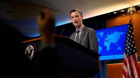 الخارجية الأمريكية: لا أضرار جسيمة جراء الهجمات الصاروخية في العراق
