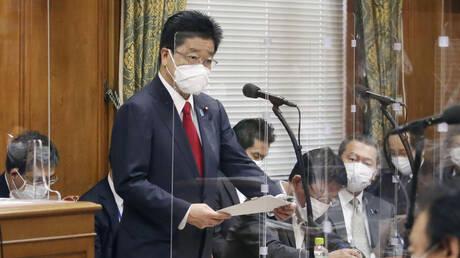 """اليابان تعلن أن علاقاتها مع تايوان """"غير رسمية"""""""