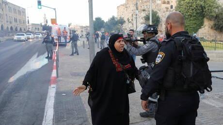 """الشرطة الإسرائيلية توافق على تنظيم """"مسيرة الأعلام"""" في القدس ومواجهات جديدة في الضفة الغربية"""