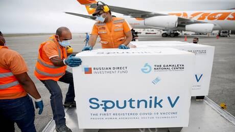 """فنزويلا تستلم شحنة جديدة من لقاح """"سبوتنيك V"""" الروسي المضاد لكورونا"""
