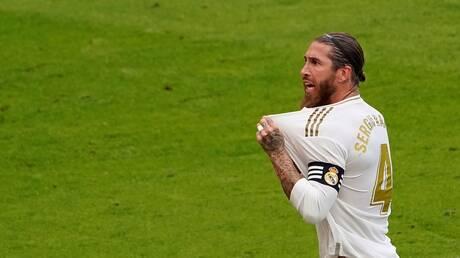 رسميا.. ريال مدريد يعلن رحيل راموس بعد 16 عاما قضاها ضمن أسوار الملكي