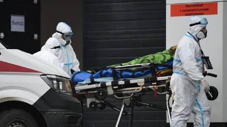 سوبيانين: الوضع في موسكو فيما يتعلق بالإصابة بفيروس كورونا يتدهور بسرعة