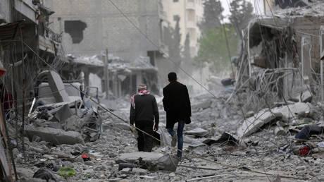"""مجلس سوريا الديمقراطية يتهم """"الائتلاف الوطني"""" باستهداف مستشفى في عفرين"""