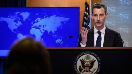 """في أول تعليق على فوز رئيسي.. واشنطن تأسف لحرمان الإيرانيين من """"عملية انتخابية حرة ونزيهة"""""""