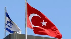 مسؤول تركي: سنطبع علاقاتنا مع إسرائيل بعد إقامة الحكومة الجديدة
