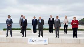بيان قمة G7 الختامي يحث الصين على احترام الحريات ويدعو لمواصلة التحقيق في منشأ كورونا