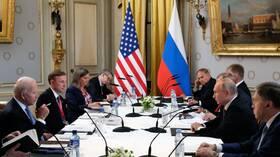 بعد قمة مصغرة استمرت ساعتين.. انطلاق محادثات روسية-أمريكية موسعة في جنيف