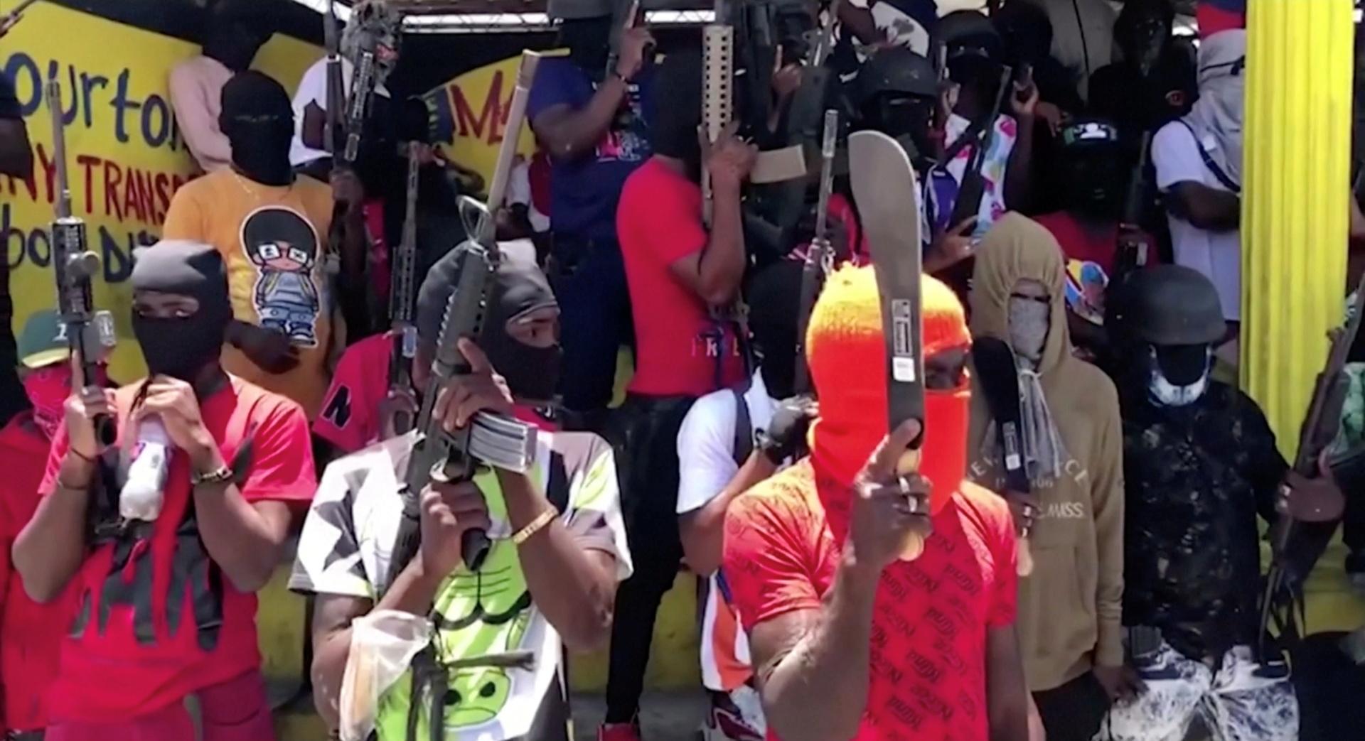 الولايات المتحدة تندد بالعنف في هايتي