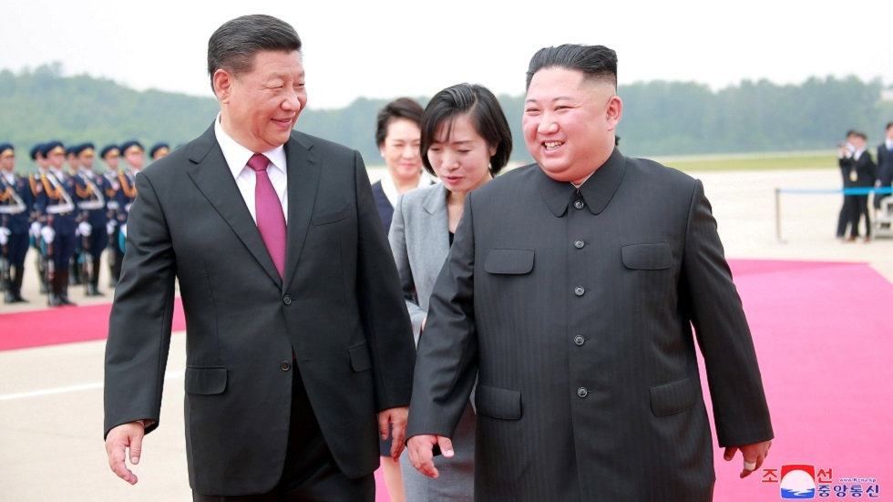 كيم في رسالة إلى شي: سنرفع الصداقة مع الصين إلى نقطة استراتيجية جديدة
