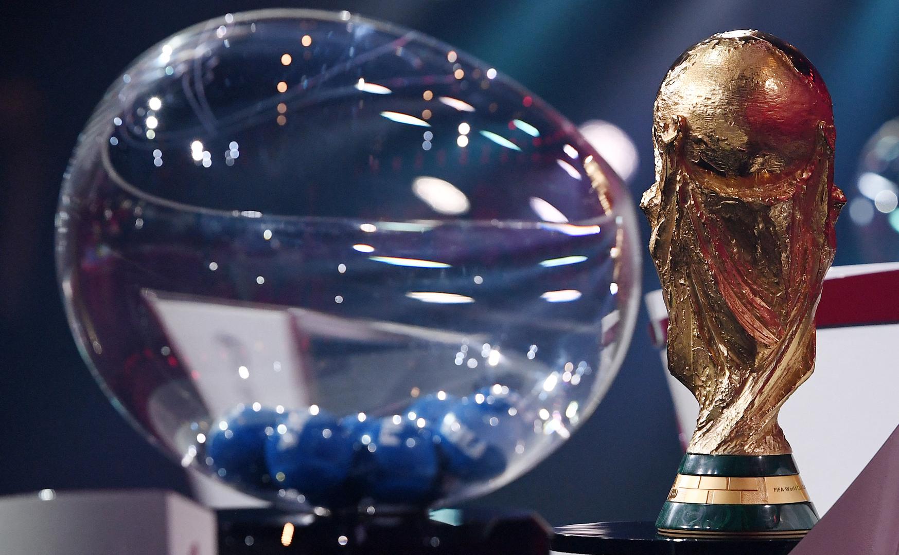 قرعة تصفيات مونديال قطر 2022.. صدام عربي رباعي في المجموعة الأولى