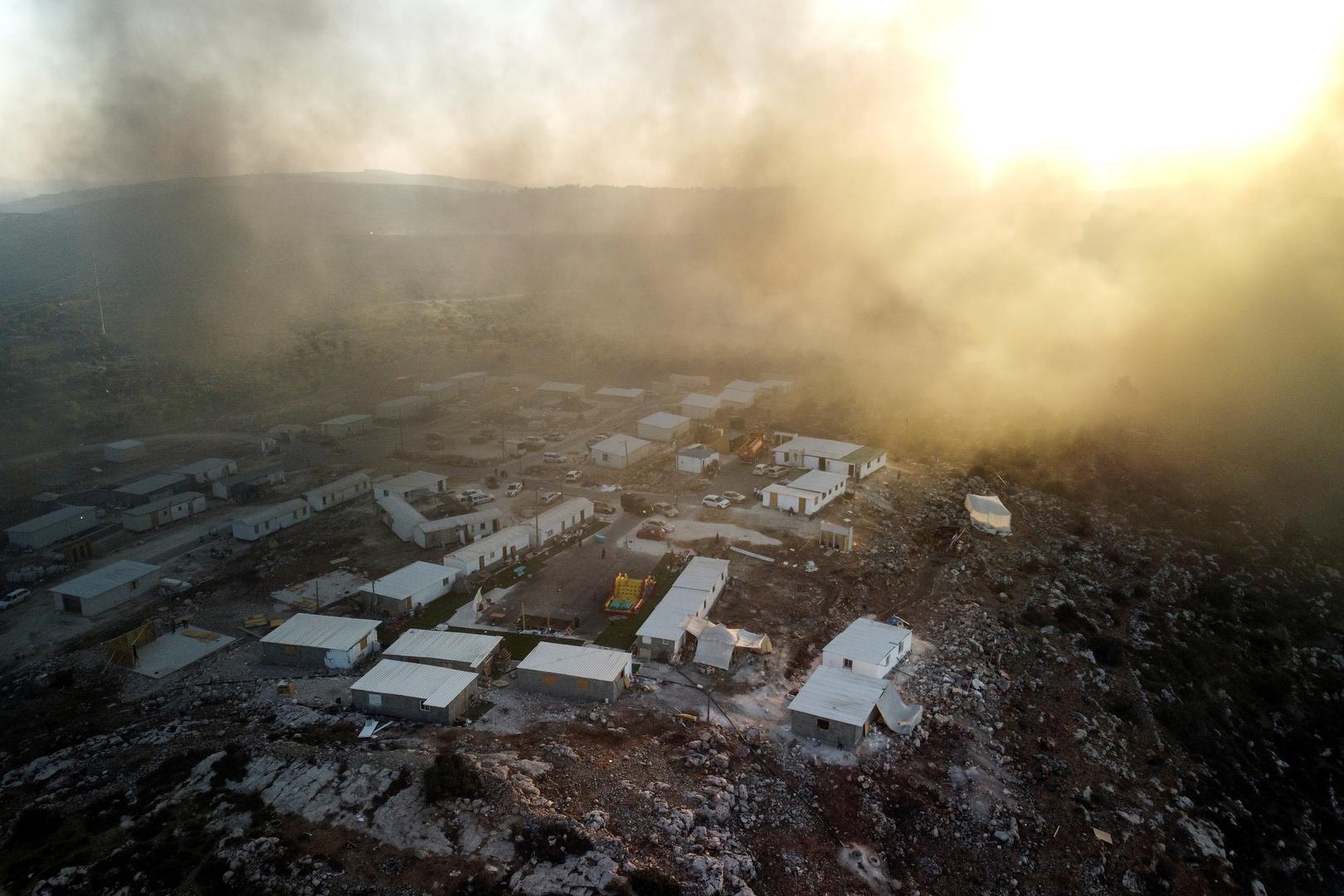 الاتفاق على إخلاء مستوطنة جبل صبيح جنوب نابلس