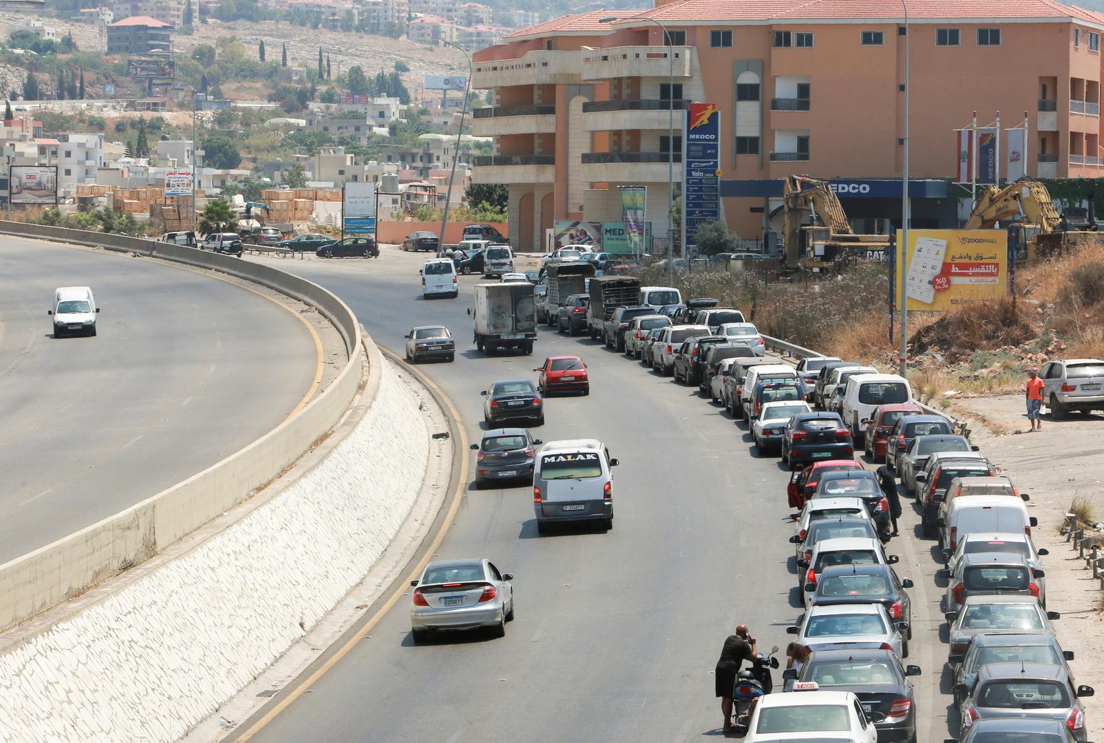 لبنان.. ارتفاع جديد في أسعار الوقود