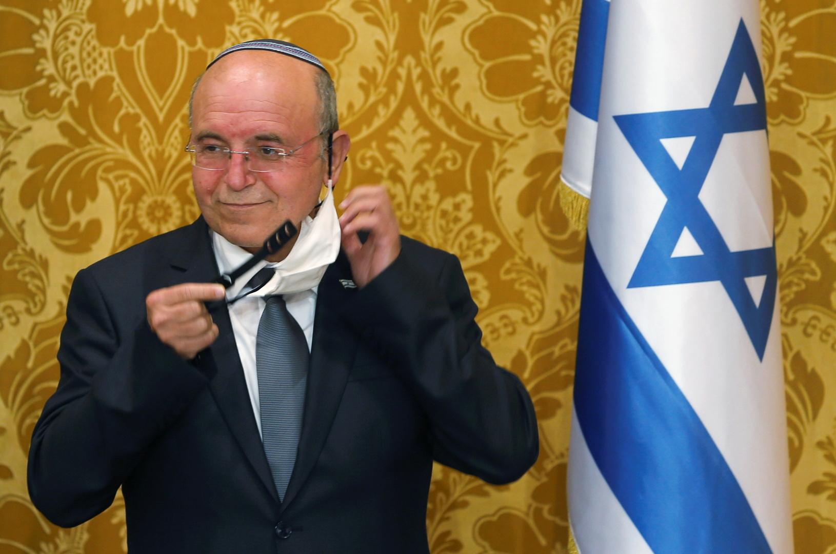 مستشار الأمن القومي الإسرائيلي يعلن استقالته