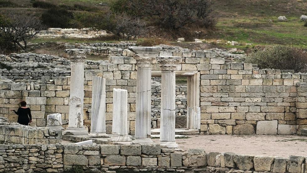 اكتشاف مقابر بالقرب من خيرسون تعود للقرن الثاني الميلادي