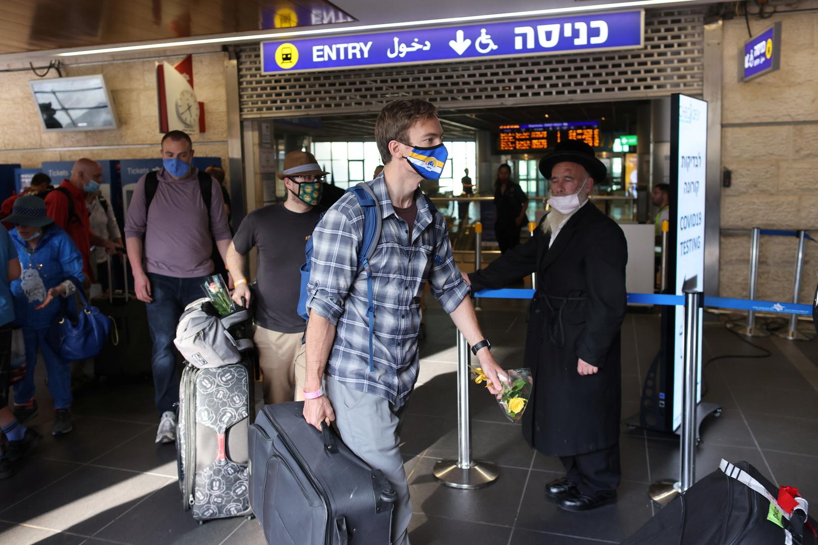 إسرائيل.. تحذيرات من إمكانية إغلاق مطار بن غوريون بسبب ارتفاع إصابات كورونا