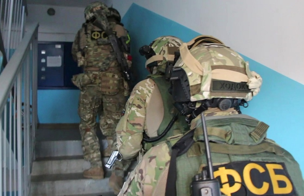 الأمن الروسي: القضاء على خلية تابعة لمنظمة إرهابية أوكرانية