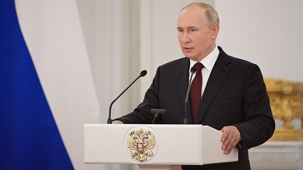 بوتين يحظر المساواة بين دوري الاتحاد السوفيتي وألمانيا في الحرب العالمية الثانية
