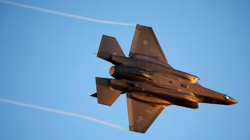 الجيش الإسرائيلي يدشن سربا من مقاتلات F-35