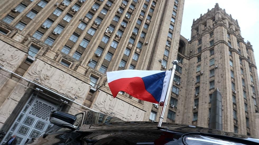 الخارجية الروسية تستدعي السفير التشيكي