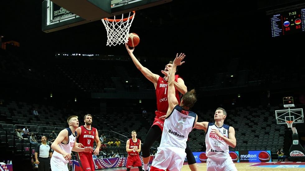 المنتخب الروسي لكرة السلة يفشل في التأهل إلى أولمبياد طوكيو