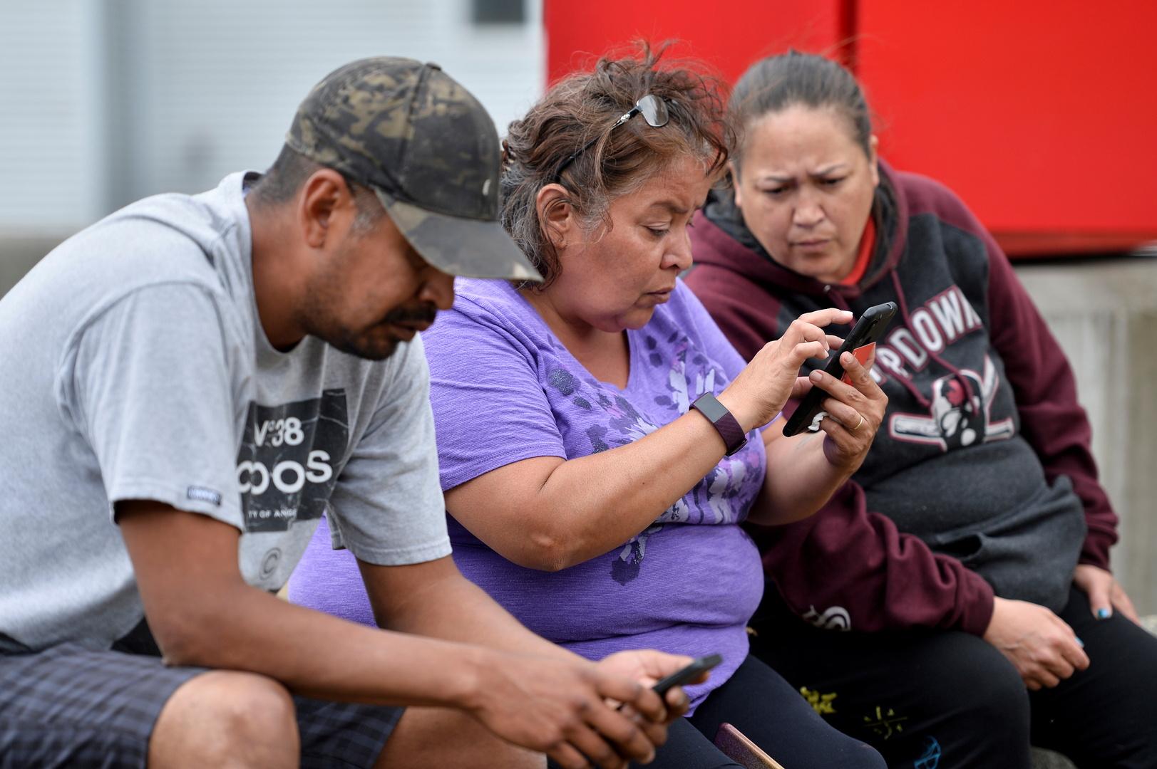 إجلاء مئات السكان غربي كندا بسبب الحرائق وموجة حر غير مسبوقة