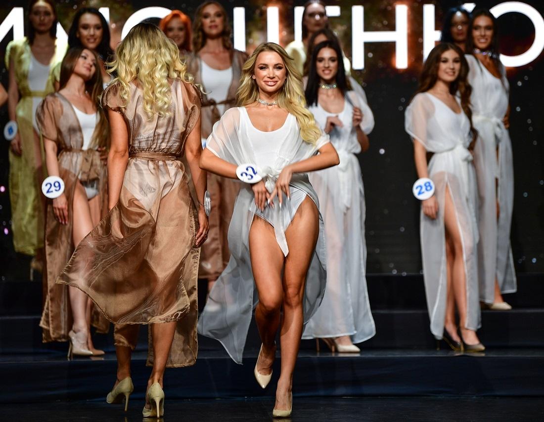 بالصور والفيديو .. اختيار ملكة جمال موسكو 2021