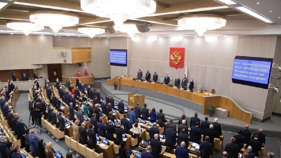 بوتين يحيل اتفاق المركز اللوجستي الروسي في السودان إلى البرلمان