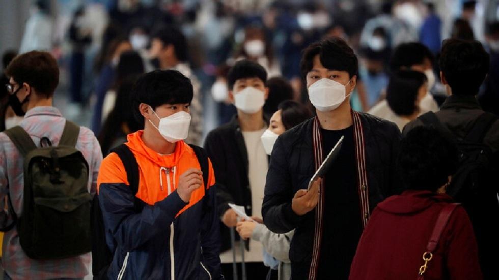 سيئول تعلن عن أكثر من 700 إصابة بكورونا لليوم الثاني على التوالي