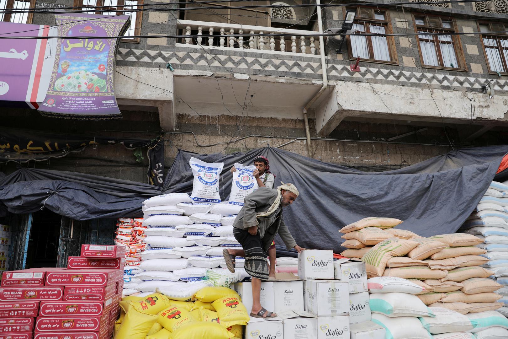 السعودية تقدم 60 مليون دولار لبرنامج الأغذية العالمي من أجل مساعدة اليمن