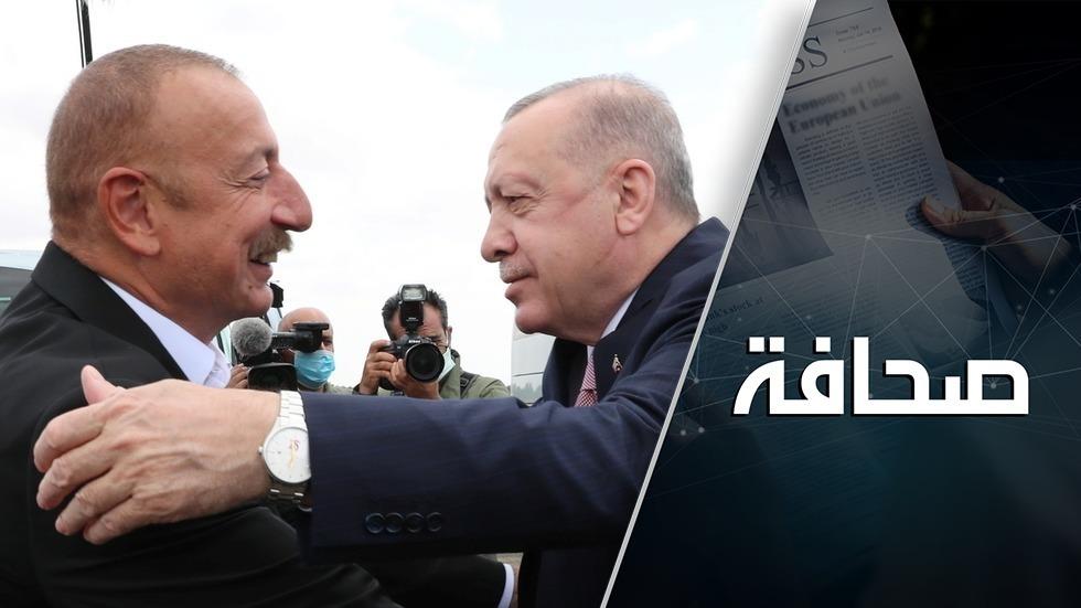 أردوغان يبني بإصرار طوران العظيم
