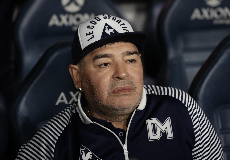 قرار جديد بشأن المتهمين في وفاة مارادونا