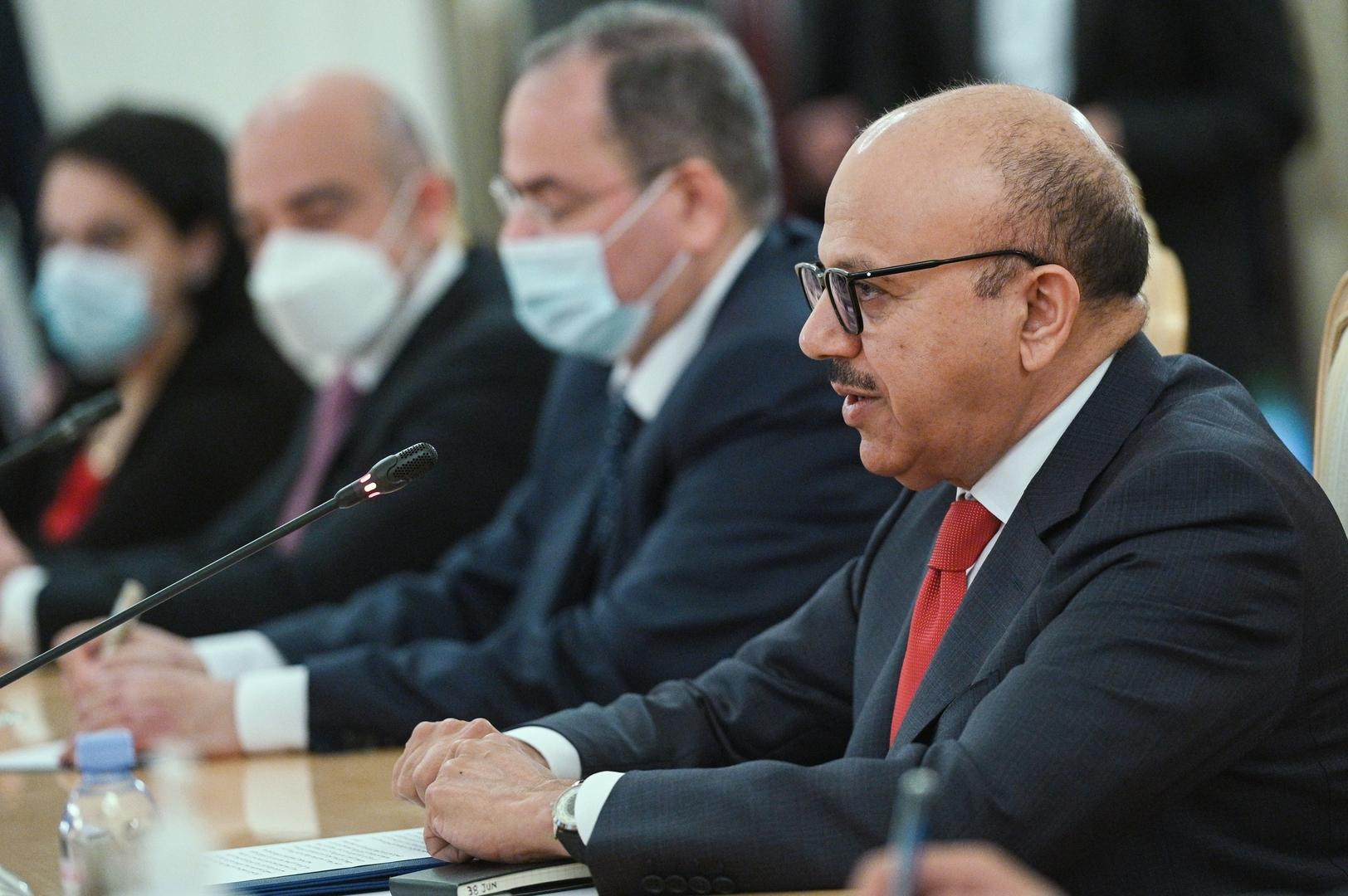 البحرين: اتفاقنا مع إسرائيل يخدم إحلال السلام الإقليمي وننتظر رد قطر على دعوتنا للتشاور
