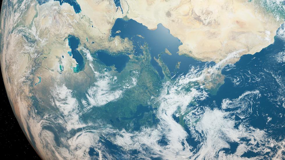 اكتشاف قارة غارقة أكبر من أستراليا تحت آيسلندا!