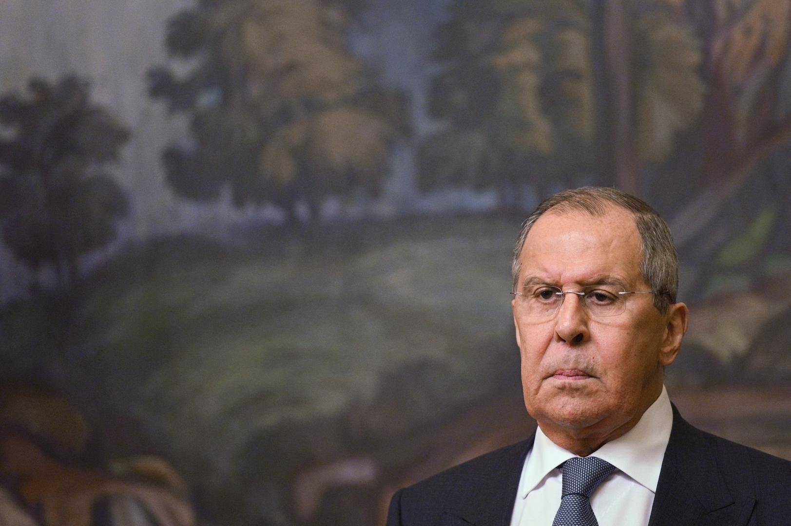 لافروف: على أكراد سوريا إبداء استقلاليتهم واهتمامهم بالحوار مع دمشق