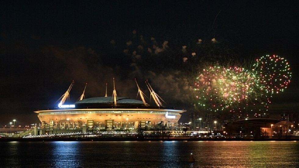 ملعب مدينة بطرسبورغ المونديالي