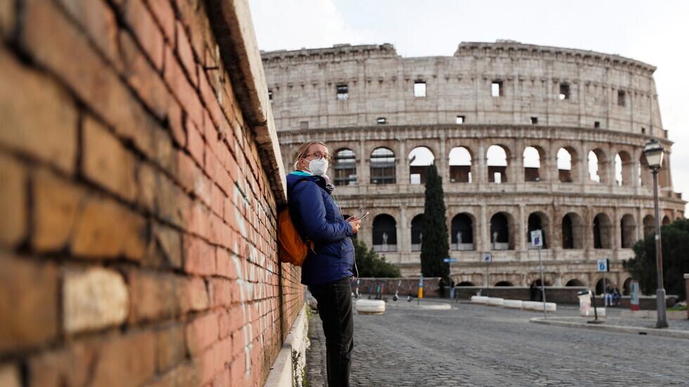 إيطاليا.. 28 وفاة و794 إصابة جديدة بكورونا
