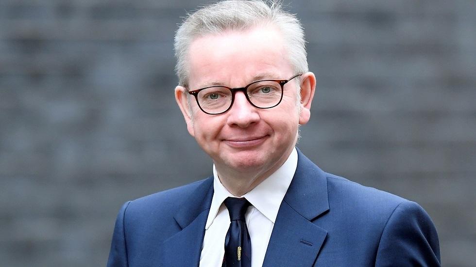 وزير شؤون مجلس الوزراء البريطاني وزوجته يستعدان للطلاق