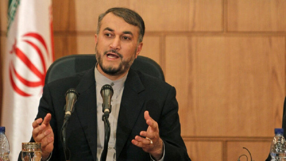 عبد اللهيان: لن يكون لإسرائيل مكان في المنطقة