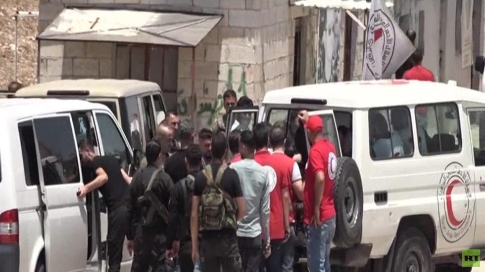 تبادل محتجزين بين الجيش السوري وفصائل مسلحة