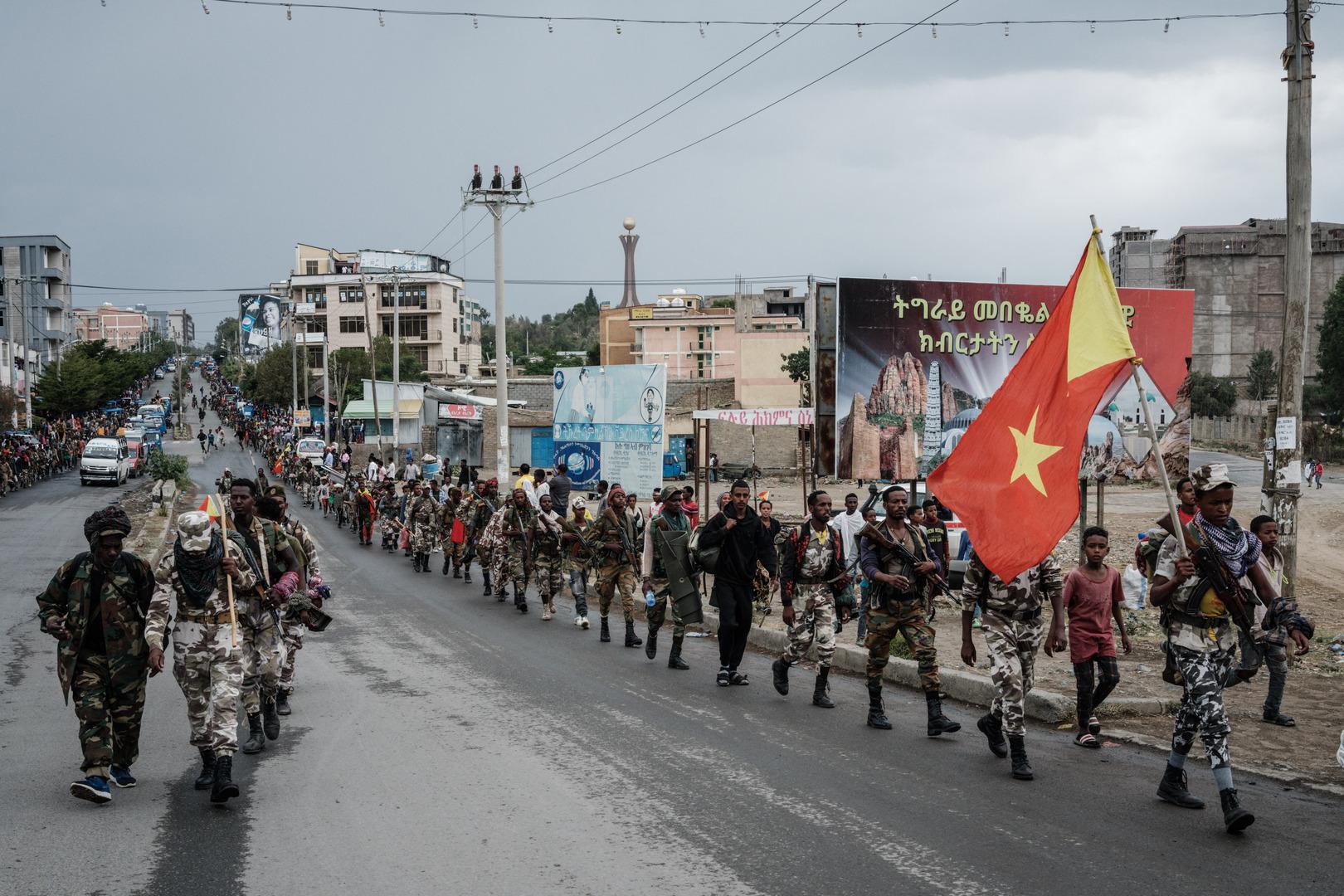 الولايات المتحدة تخطر مواطنيها في تيغراي بالاستعداد لإجلائهم