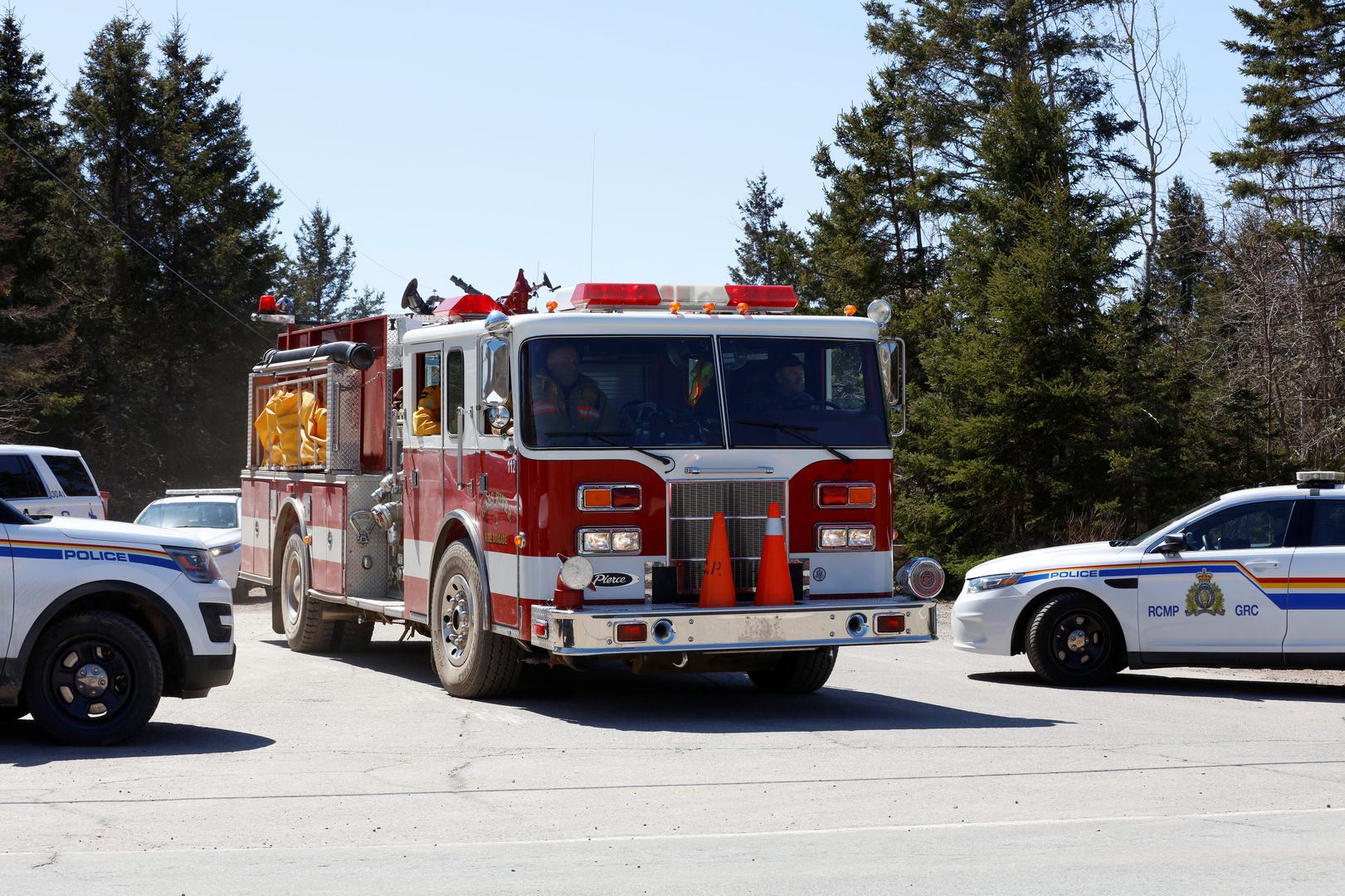 مصرع 7 أشخاص بينهم 4 أطفال من عائلتين مسلمتين جراء حريق في كندا