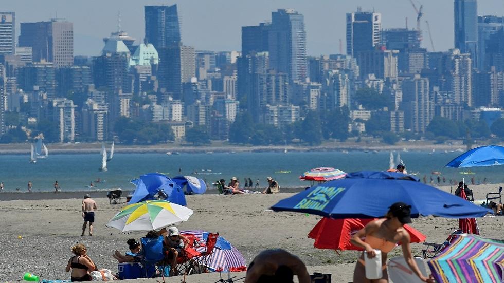 أكثر من 700 حالة وفاة وسط موجة حر غير مسبوقة في كندا