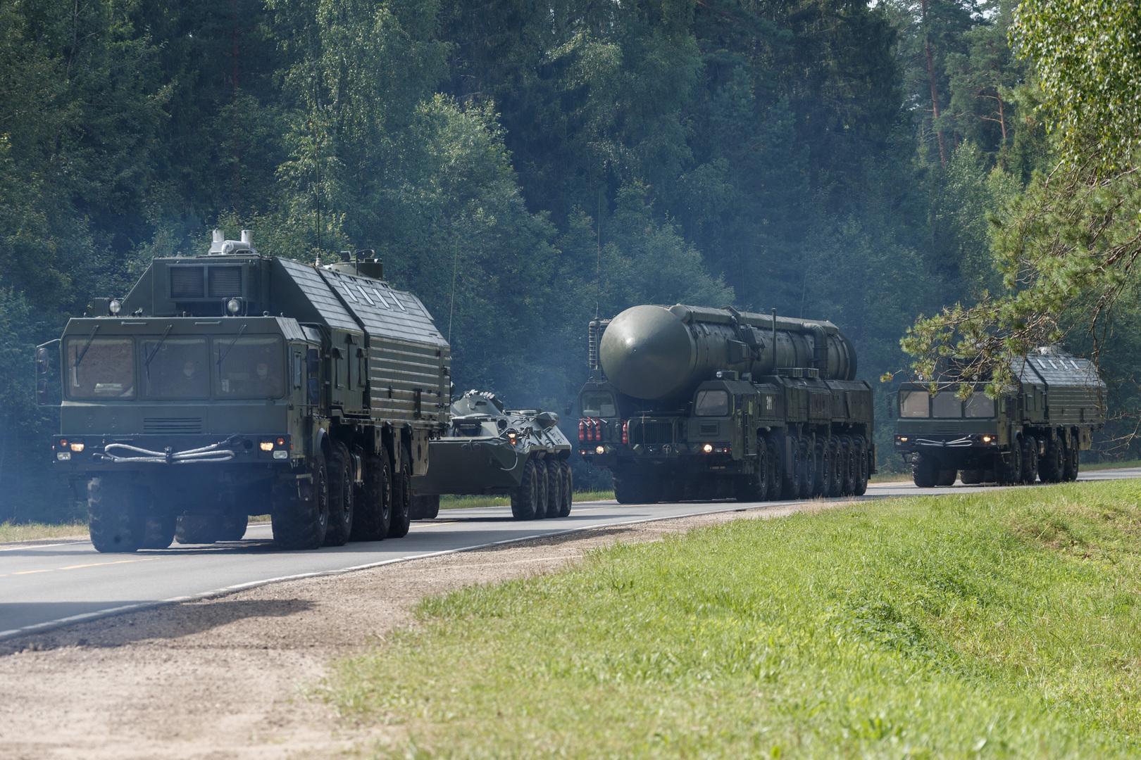 موسكو: واشنطن سلكت طريق التخلي عن مراقبة الأسلحة