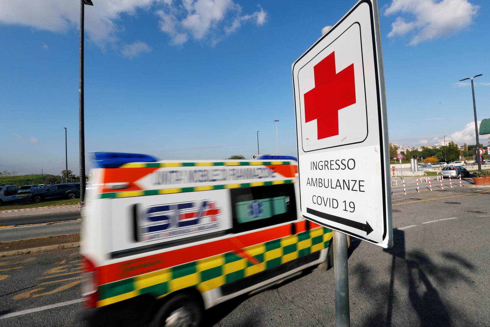 إيطاليا.. 22 وفاة وأكثر من 900 إصابة جديدة بكورونا