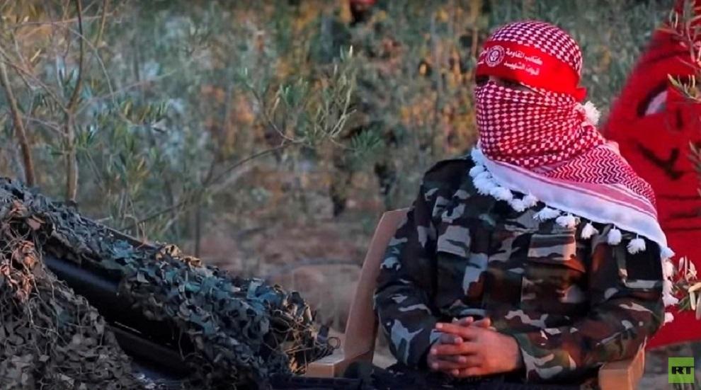 المتحدث العسكري باسم كتائب المقاومة الوطنية في فلسطين أبو خالد