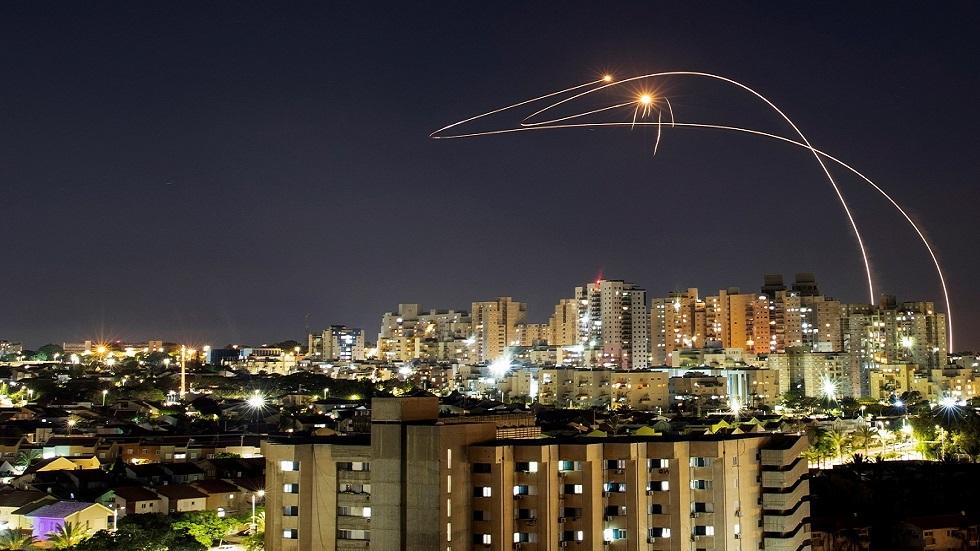 الجيش الإسرائيلي: هاجمنا موقعا لإنتاج الأسلحة تابعا لحماس ومنصة لإطلاق الصواريخ