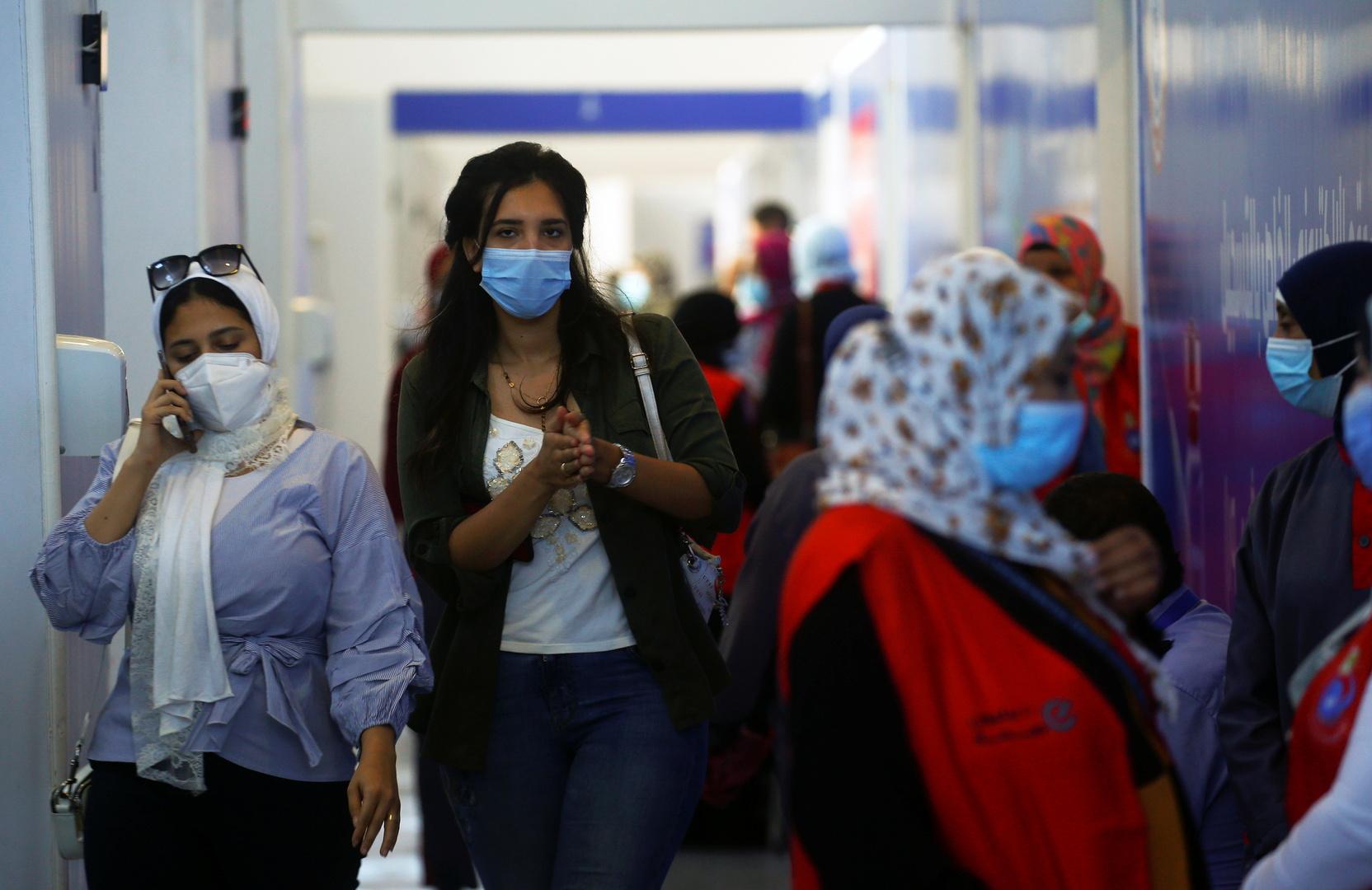 مصر تسجل 27 وفاة و181 إصابة جديدة بفيروس كورونا