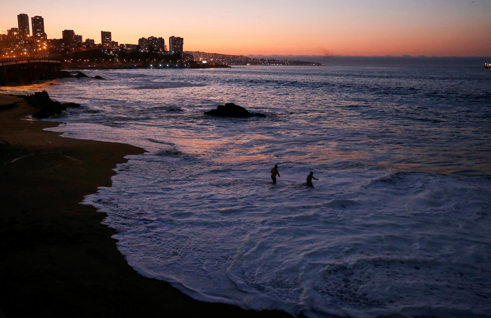 ساحل تشيلي، صورة تعبيرية من الأرشيف