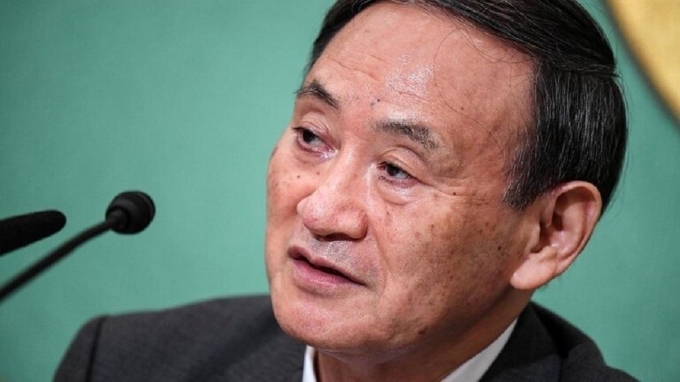 يوشيهيدي سوغا: العثور على 19 شخصا أحياء في منطقة الانهيار الأرضي باليابان