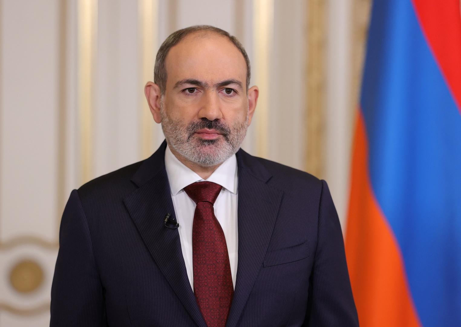 باشينيان يؤكد تطلع أرمينيا لتطوير علاقاتها مع الولايات المتحدة